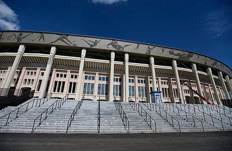 Большая спортивная арена «Лужники».
