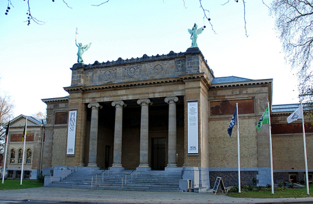 Музей изящных искусств в Генте.