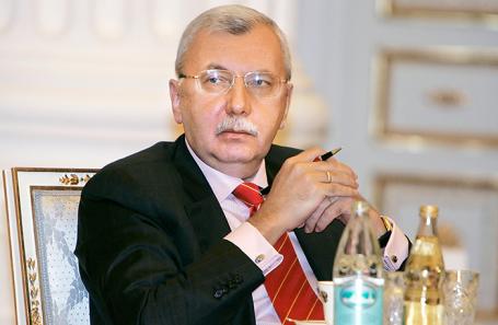 Виталий Третьяков.