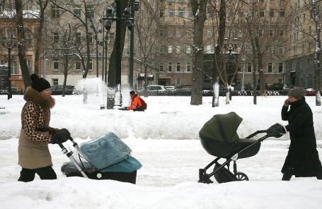 Синоптики прогнозируют «мощное потепление» в столицеРФ с3апреля