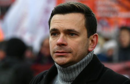Глава депутатов Красносельского района Илья Яшин.