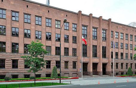 Министерство иностранных дел Польши, Варшава.