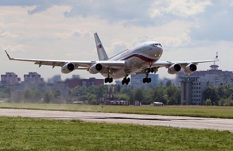 Русский дальнемагистральный лайнер Ил-96-400М готовится кребрендингу
