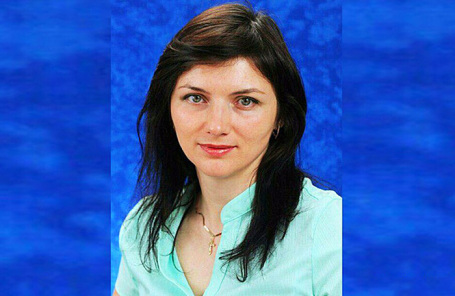 Татьяна Дарсалия.