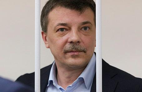 Бывший глава управления собственной безопасности СК РФ полковника Михаила Максименко.