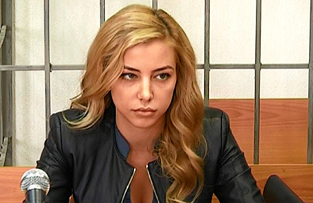 Екатерина Пузикова.