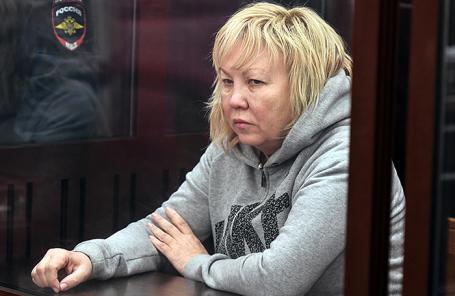 Танзилия Комкова.