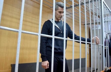Совладелец группы компаний «Сумма» Зиявудин Магомедов, подозреваемый по делу о хищениях при строительстве стадиона «Арена Балтика» в Калининграде.