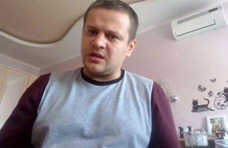 Игорь Востриков.