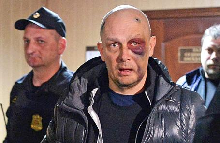 Адвокат Эдуард Буданцев, фигурант дела о перестрелке у кафе Elements на Рочдельской улице.