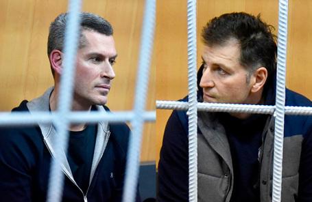 Зиявудин Магомедов (слева) и Магомед Магомедов (коллаж).