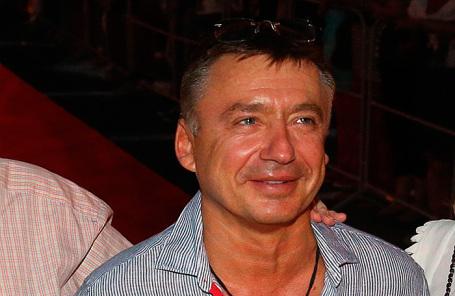 Антон Табаков.