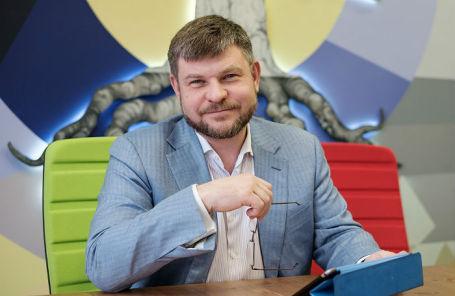 Президент Becar Asset Management Group Александр Шарапов.