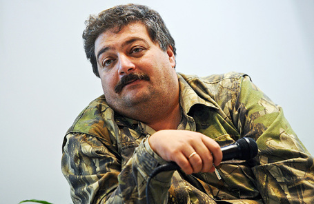 Писатель Дмитрий Быков.