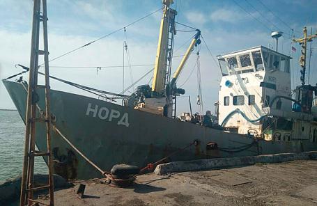 Капитан судна «Норд» поведал освоем состоянии здоровья