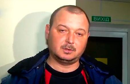 Капитан крымского судна «Норд» Владимир Горбенко.