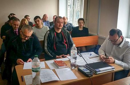Экипаж крымского судна «Норд» отправился надопрос вСБУ вХерсоне