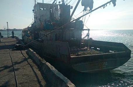 Рыболовецкое судно «Норд».