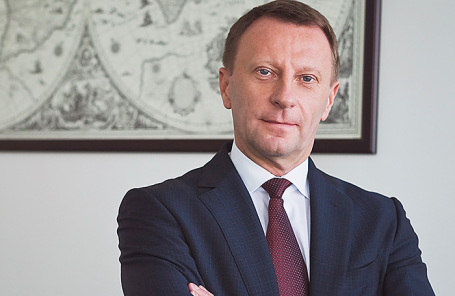 Гендиректор кадрового холдинга АНКОР Сергей Саликов.