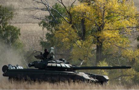 Танк Т-72.