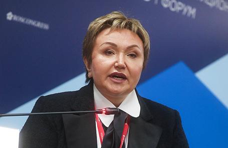 Председатель совета директоров ЗАО «Группа компаний S7» Наталия Филева.