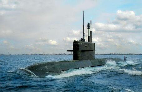Подводная лодка проекта 677 («Лада»).