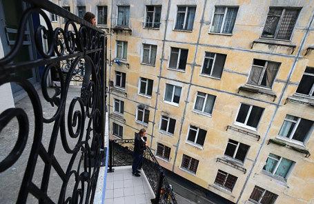 Программа реновации в Кировском районе Санкт-Петербурга.