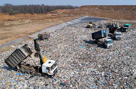 Структура «Ростеха» выиграла конкурс регионального оператора посбору мусора вПодмосковье