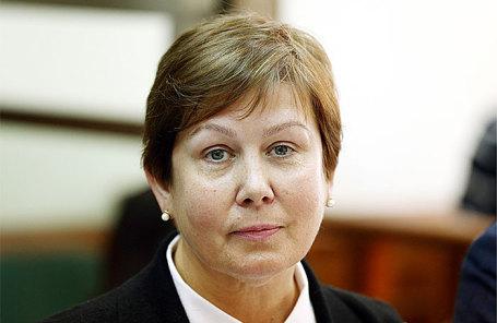Наталья Шарина.