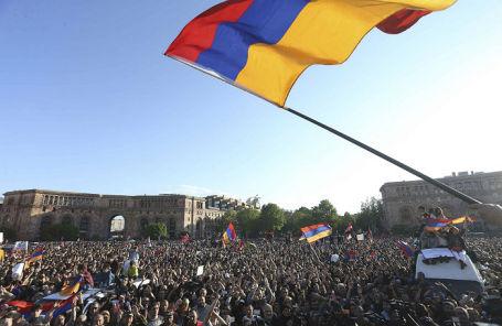 Лидер оппозиции: Армения предпочитает Российскую Федерацию европейскому союзу