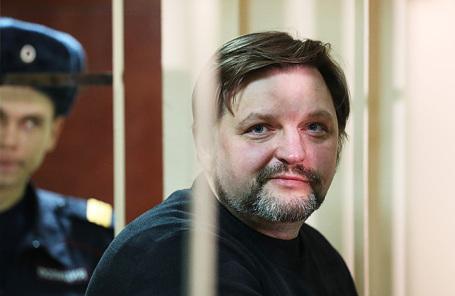 Бывший губернатор Кировской области Никита Белых, обвиняемый в получении взятки в размере 400 тысяч евро.