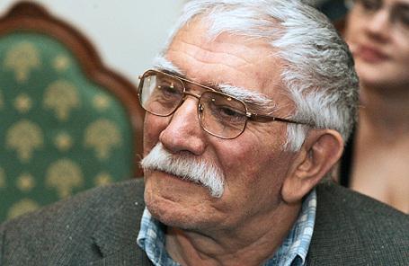 Актер Армен Джигарханян.