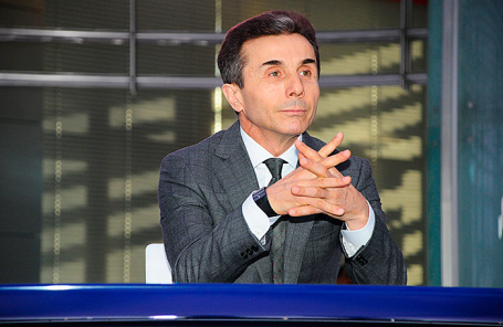 Экс-премьер Грузии Бидзина Иванишвили.