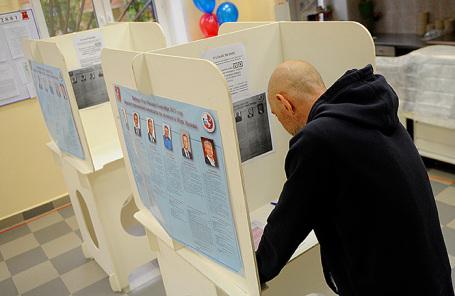 Собянин подписал закон, продлевающий голосование навыборах главы города надва часа