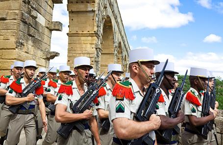 Французский Иностранный легион.