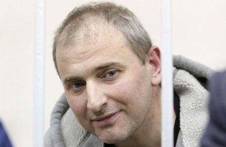 Лидер хакерской группы «Шалтай-Болтай» Владимир Аникеев.