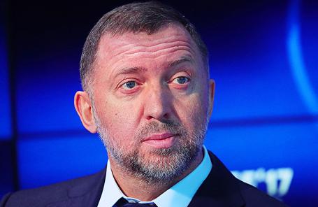 Президент, член совета директоров РУСАЛ Олег Дерипаска.