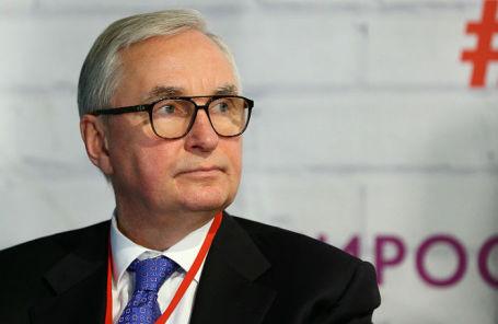 Вице-президент Российского союза промышленников и предпринимателей Игорь Юргенс.