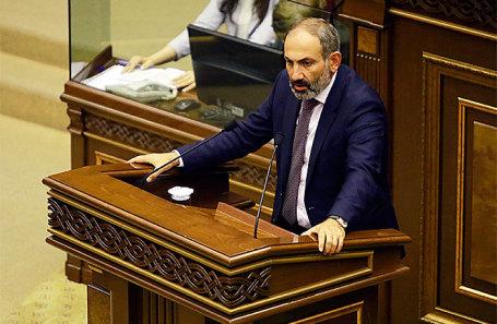 Пашинян предложил простить долги правонарушителям ПДД ифермерам скредитами