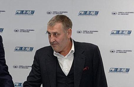 Игорь Воробей.