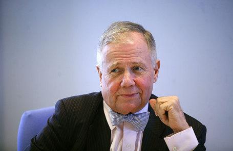 Американский инвестор Джим Роджерс.