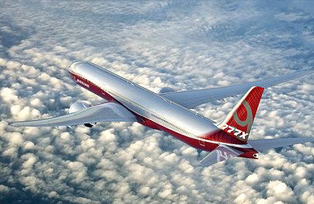 Boeing 777X.