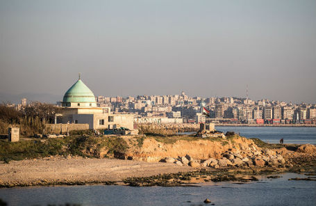 ВСирии началось строительство туристических объектов для граждан России