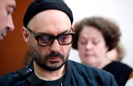 Кирилл Серебренников в Мосгорсуде, 21 мая 2018 года.