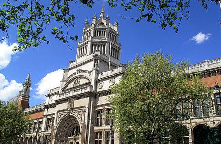Музей Виктории и Альберта в Лондоне.