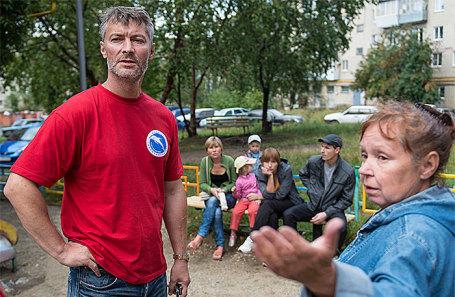Евгений Ройзман подал вотставку споста главы города Екатеринбурга