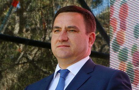 Бывшый мэр Ялты Андрей Ростенко.