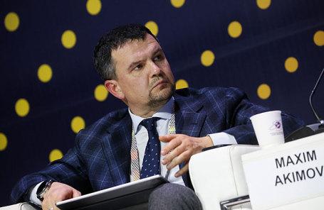 Первый заместитель руководителя аппарата правительства РФ Максим Акимов.