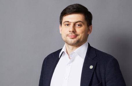Максим Евдокимов, вице-президент по развитию мобильных сервисов Тинькофф