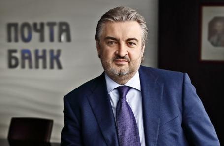 Дмитрий Руденко, президент – председатель правления «Почта Банк»